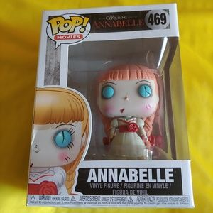Funko Other - 🏷 Funko Pop! Annabelle The Conjuring Vinyl Figure